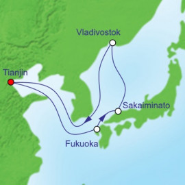 Best of Japan and Russia Royal Caribbean Cruise