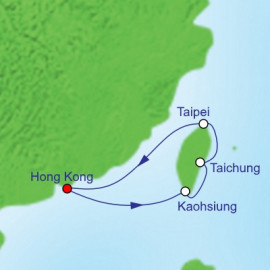 Best Of Taiwan Itinerary