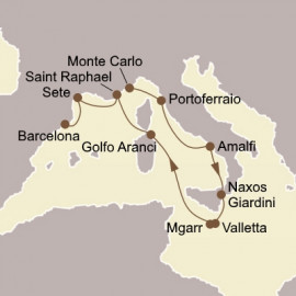 Gems of Italy and Greece Itinerary