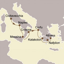 Gems of Italy and Greece Seabourn Cruise