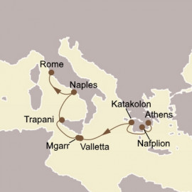 Greek Isles and Maltese Nights Seabourn Cruise