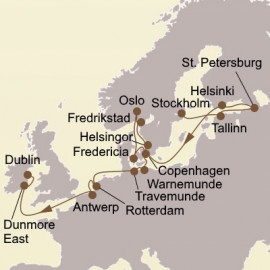 Baltic and Hanseatic Heritage Itinerary