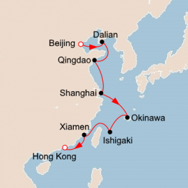Far East Discovery Viking Ocean Cruises Cruise