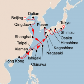 Far East Explorations Viking Ocean Cruises Cruise