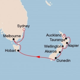Australia and New Zealand Viking Ocean Cruises Cruise
