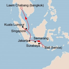 Bangkok Bali and Beyond Itinerary