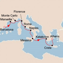 Mediterranean Antiquities Itinerary
