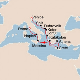Iconic Adriatic Antiquities Viking Ocean Cruises Cruise