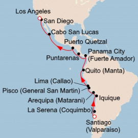 Journey Along the Pacific Coast Viking Ocean Cruises Cruise