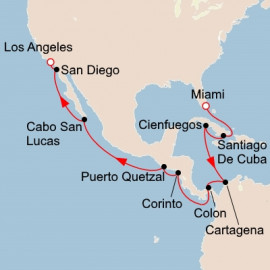 Cuba Panama and the Pacific Holiday Viking Ocean Cruises Cruise