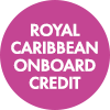 Onboard Credits with Royal Caribbean!