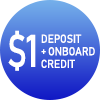 P&O - $1 Deposits and Up To $1,100 Onboard Credit!