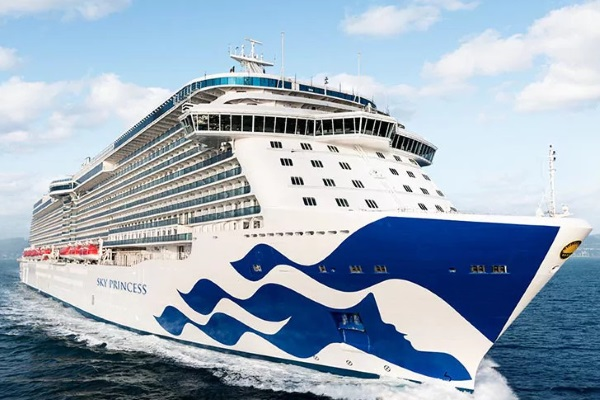 Princess Cruises Enchanted Princess australia go 4 cruiseholidays