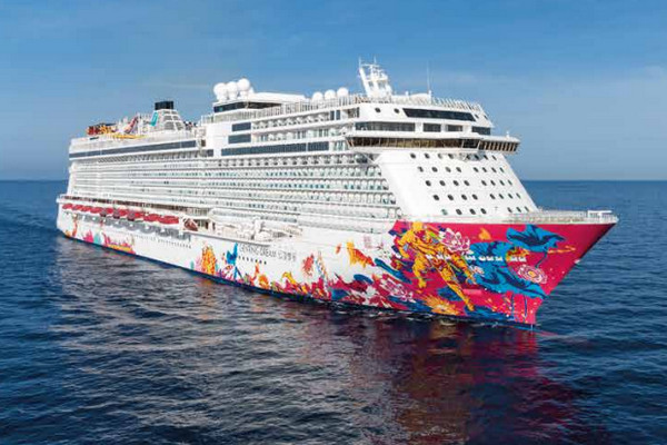 Dream Cruises Genting Dream new zealand NewZealandNZ