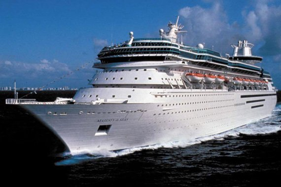 Royal Caribbean Empress Of The Seas new zealand NewZealandNZ