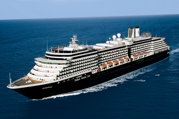 Holland America Line Zuiderdam new zealand NewZealandNZ