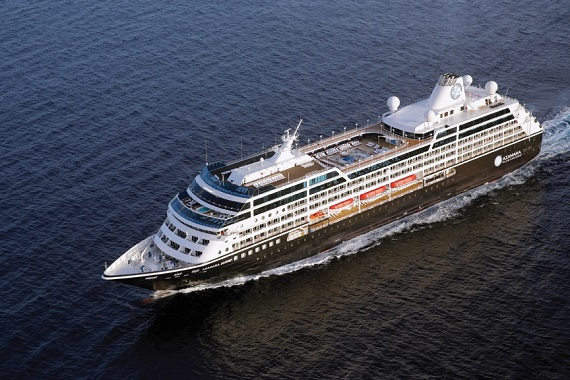 Azamara Club Cruises Azamara Journey new zealand cruise sale