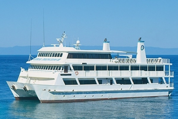 Coral Expeditions Coral Expeditions II new zealand NewZealandNZ