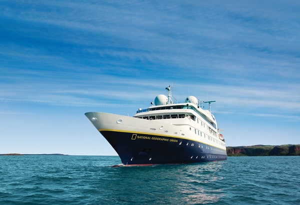 Lindblad Expedition Cruises National Geographic Orion new zealand cruise sale