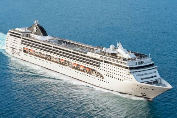 MSC Cruises MSC Opera new zealand cruise sale