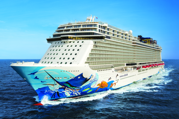 Norwegian Cruise Line Norwegian Escape new zealand NewZealandNZ
