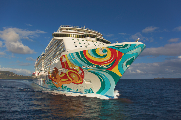 Norwegian Cruise Line Norwegian Getaway new zealand NewZealandNZ