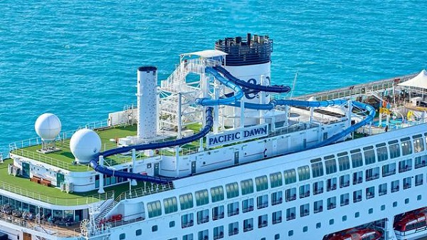 p&o pacific dawn reviews