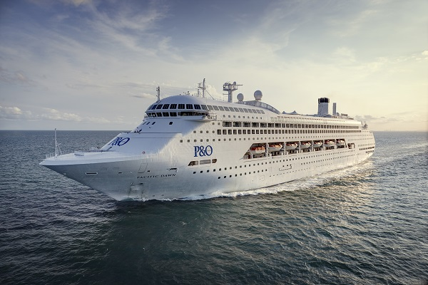 P&O Cruises P&O - Pacific Dawn australia cruise sale