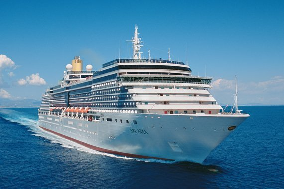 P&O Cruises UK Arcadia new zealand cruise sale
