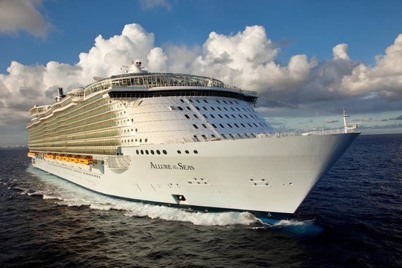 Royal Caribbean Allure Of The Seas australia cruise sale