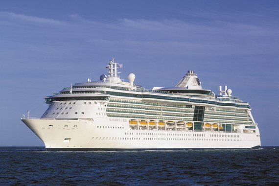 Royal Caribbean Brilliance Of The Seas new zealand cruises