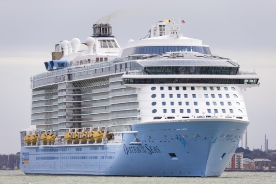 Royal Caribbean Ovation of the Seas australia Being On Cruises