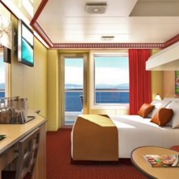 Cloud 9 Spa Balcony Stateroom