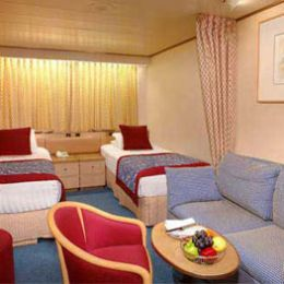 Inside Staterooms