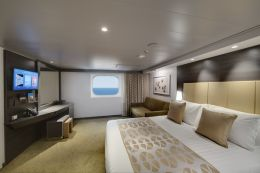 Ocean View Stateroom - Fantastica Experience