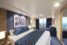 Balcony Cabin with Double Bed