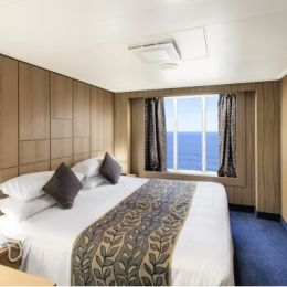 Ocean View Stateroom