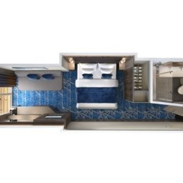 Mini Suite Floorplan