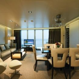 The Haven Deluxe Owner's Suite Living Room H2