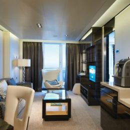 The Haven Owner's Suite Living Room Category H3