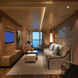 The Haven Deluxe Spa Suite