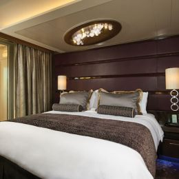 The Haven Owner's Suite Bedroom Category H3