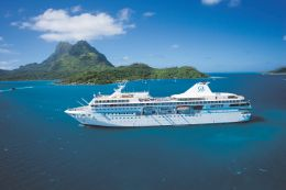 Fly Hotel Cruise Holiday Tahiti and Society Islands, 2 Night Hotel and 7 Nights Cruise