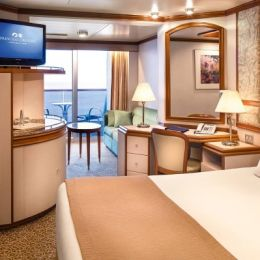 Mini-Suite With Balcony