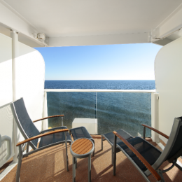 Studio Ocean View Balcony