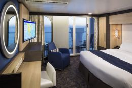Spacious Balcony Stateroom