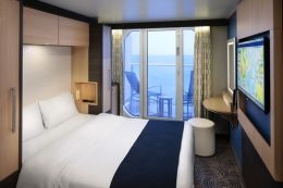 Studio Balcony Single Stateroom