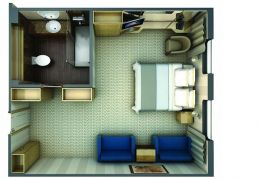 Vista Suite Layout