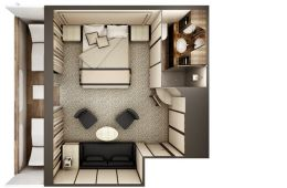 Silver Suite Layout