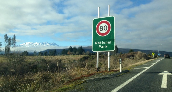 Driving distances and times in New Zealand